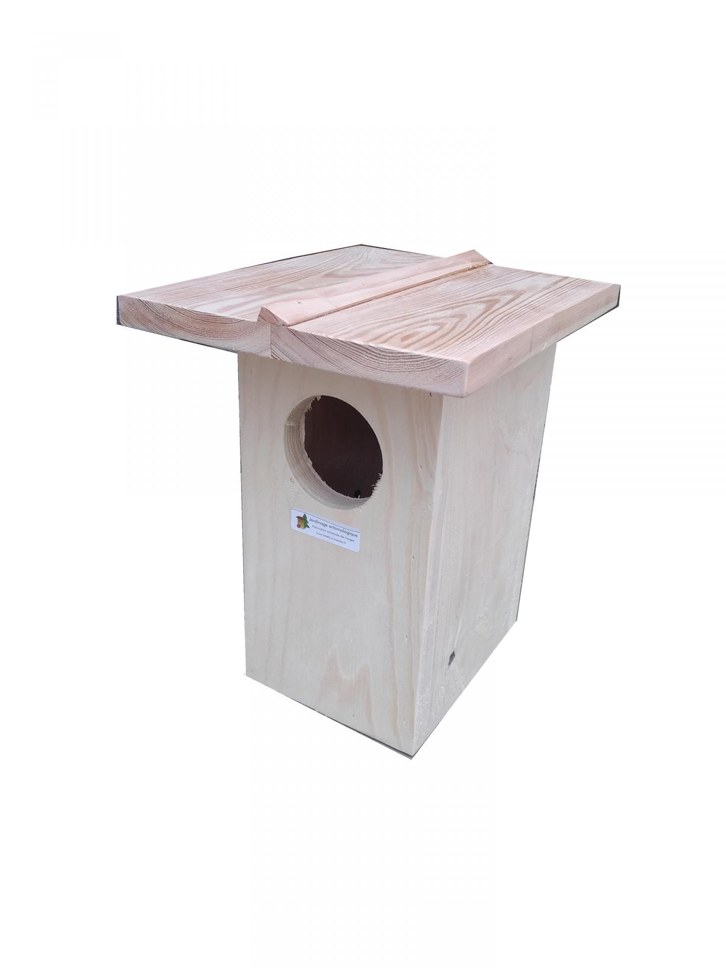Nichoir à pigeon colombain